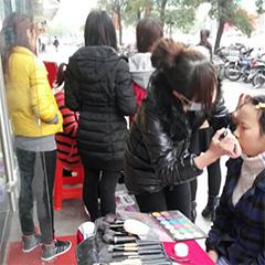 广州彩妆初级培训班