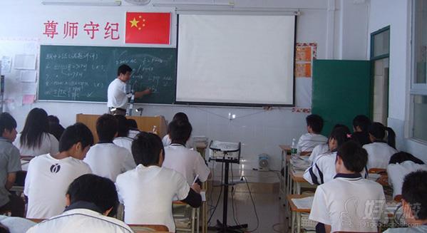 广东省电子信息技工学校-学习环境