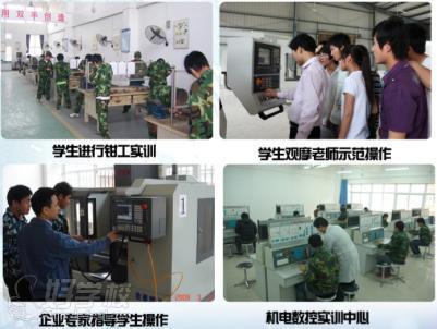 初中教师实鉴定_福州数控技术应用专业初中起点3年中专班-福建第二轻工业学校
