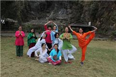 佛山瑜伽王牌培训课程