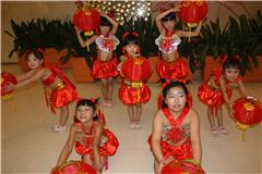 广州少儿拉丁舞蹈课程