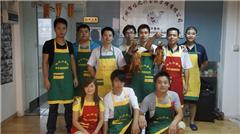 广州特色香蕉蛋糕培训(方案二)