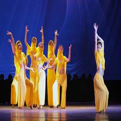 上海少儿中国舞考级培训班课程