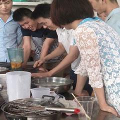 广州港台粤式甜品培训班