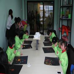 杭州创意粘土班
