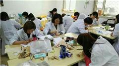 上海时尚高级化妆师造型培训班