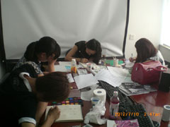 上海珠宝设计出国留学高级预科班