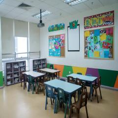 广州英语K幼儿英语课程(全学科英语教材)