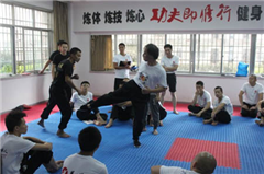 长沙截拳道(CJIF)黑带教练班(每天5到6小时训练)