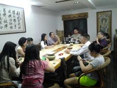 长沙中级茶艺师考证班