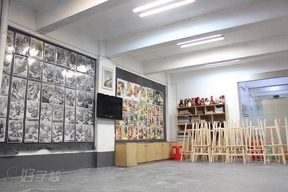 深圳马蒂斯美术培训中心画室