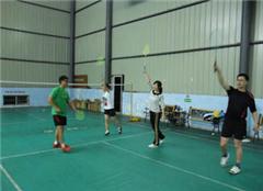 长沙羽毛球中级提高培训班