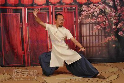 上海太极拳培训中心教练团队简介