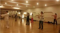 上海太极拳高级周末精品小班