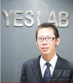 Yeslab实验室广州点戴鑫老师