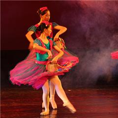广州北舞少儿中国舞培训班课程