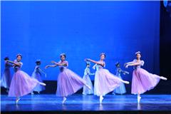 北京舞蹈学院少儿芭蕾舞新一级班