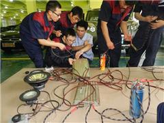广州汽车车身贴膜培训课程