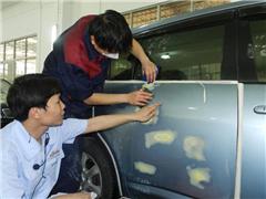 广州汽车快修保养培训课程