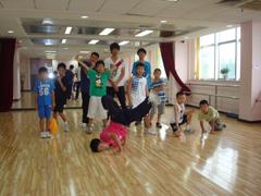 珠海爵士舞教师考证班