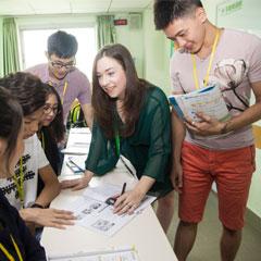 珠海成人纯英语周末班