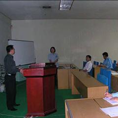 广州计量仪器内校员培训班