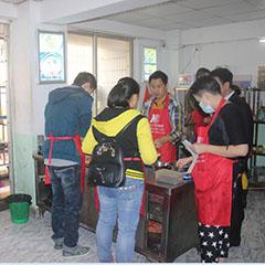 深圳烤猪蹄培训班