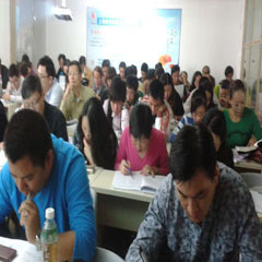 上海建筑物清洁保养工中级培训考证班