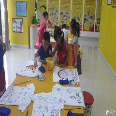 深圳儿童绘画班寒假班(适合3到12周岁儿童)