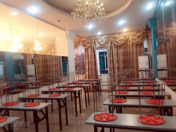 深圳时代美容美发化妆培训学校校区环境