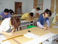 苏州服装工业制版与工艺制作班(服装制版师方向)