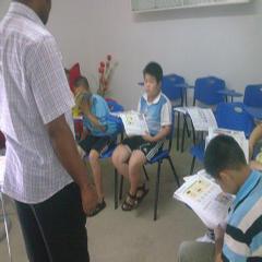 南京少儿英语朗文1级教学班(适合1到2年级)
