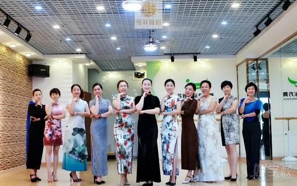 广州亚美瑜伽导师培训学院  女神修炼营