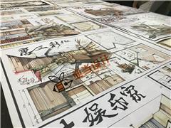 南昌亚当手绘设计工作室青山湖瑶湖校区图4