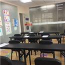 合肥广驰教育学院的教学现场