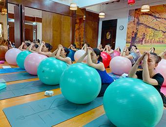 广州高级瑜伽导师精英班
