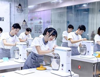 广州西点烘焙复合全能店77天创业班