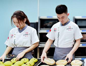广州西点烘焙4.5个月优惠培训课程