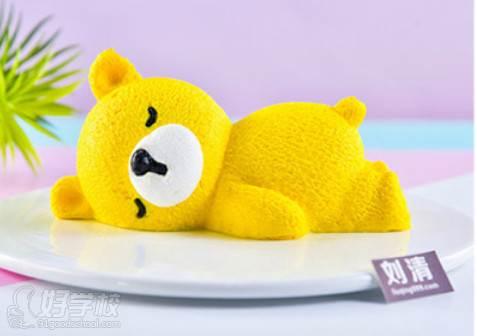 刘清西点蛋糕培训学校 作品展示