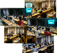 名动漫学员与广州美术学院的同学交流学习活动