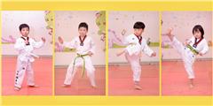 上海跆拳道健身体育培训