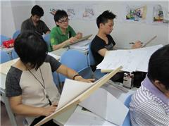 广州一年室内设计高级实战班(零基础教学)