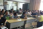 南京交通技师学院基础部开展英语一体化示范课