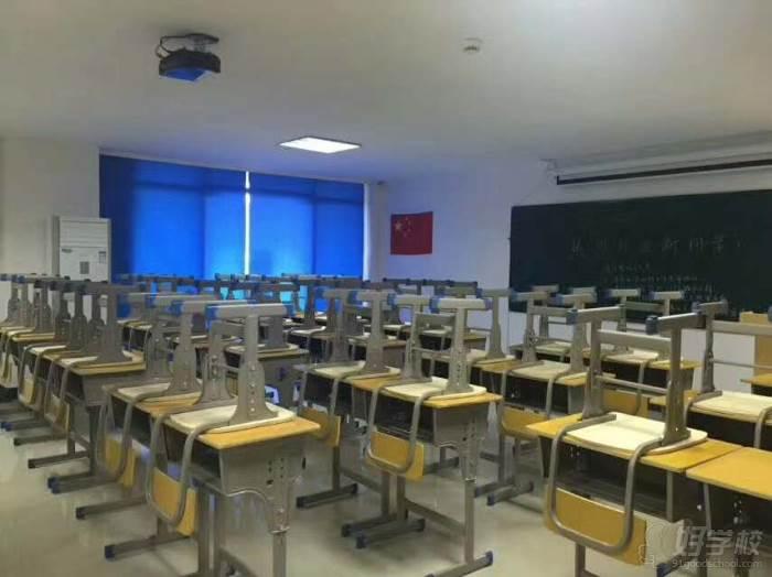 長沙思途職業培訓學校  教室環境