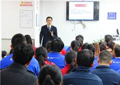 上海ACI国际高级注册礼仪培训师班