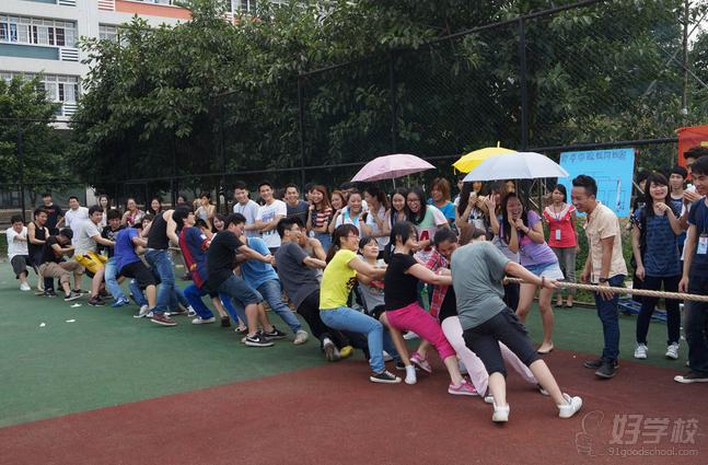 广东财经大学新华学院--学生风采