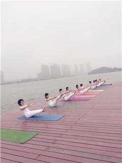 长沙艾扬格瑜伽精进班
