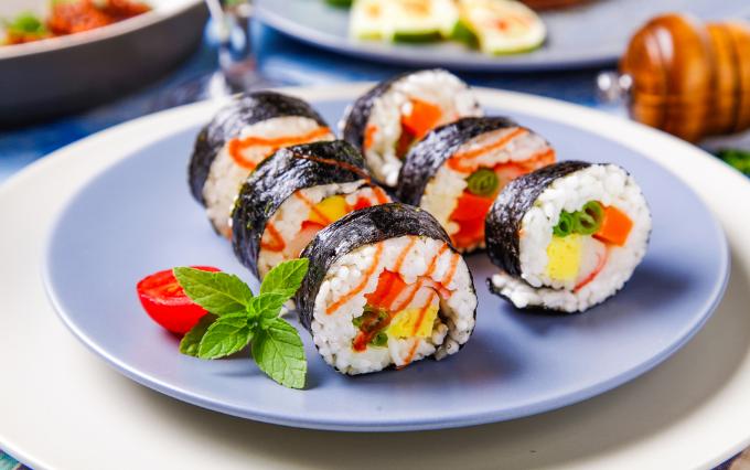 寿司系列培训