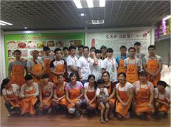 成都柳州螺蛳粉培训技术班