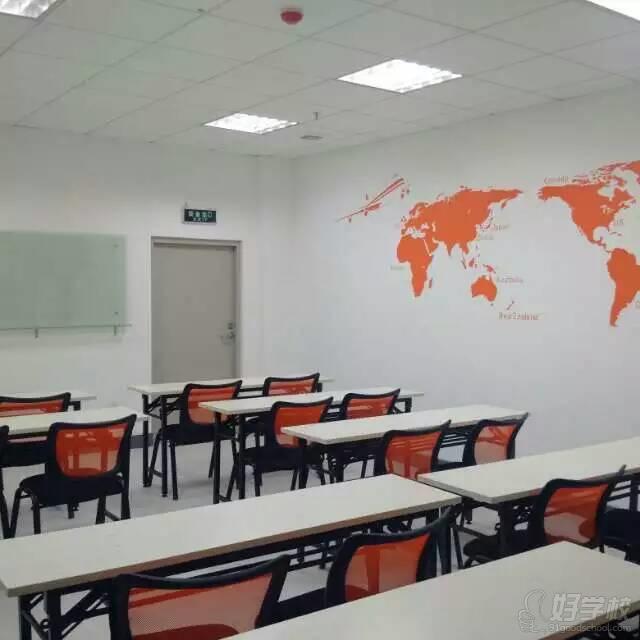 学员上课环境